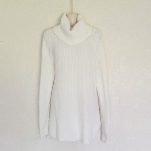 Target A New Day Cowl Neck Sweater Tunic sz L
